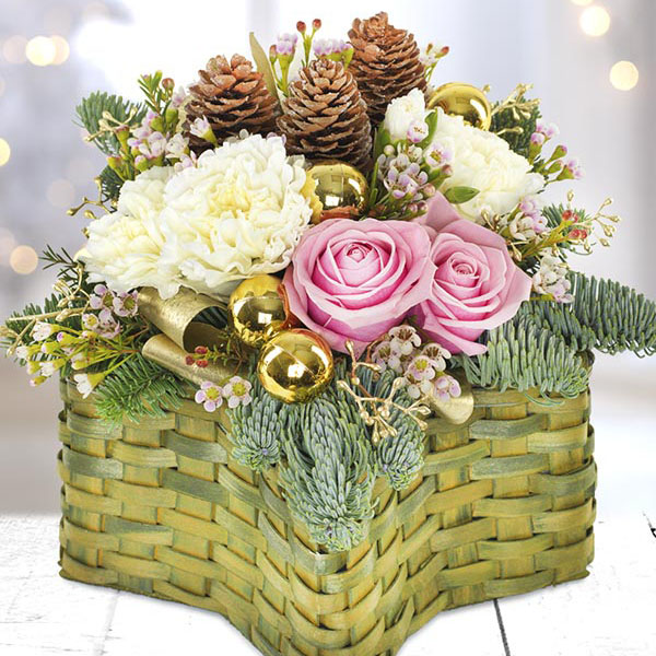 Wedding Flowers Cheltenham: Cheltenham-Flowers-Christmas Carol